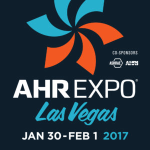AHR EXPO 2017 - Las Vegas, NV, USA