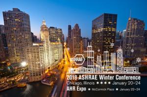 Calorie Fluor a AHR Expo 2018